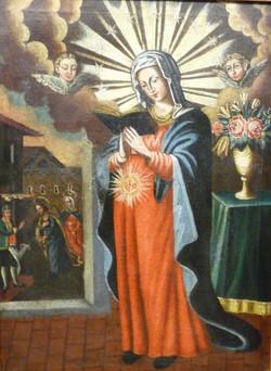 ⑦ Maria in Erwartung