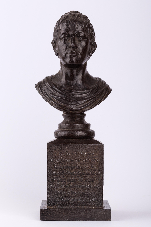 ② Büste Joseph Ernst Ritter von Koch-Sternfeld