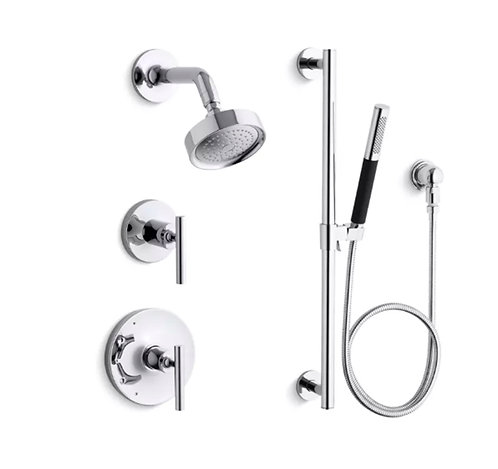 Kohler Purist Shower Bundle