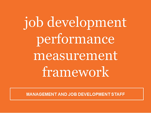 Building your Staff-Level Performance Measurement Framework for Job Development