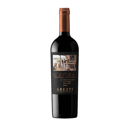 Aresti Family Collection Cabernet Blend 2015