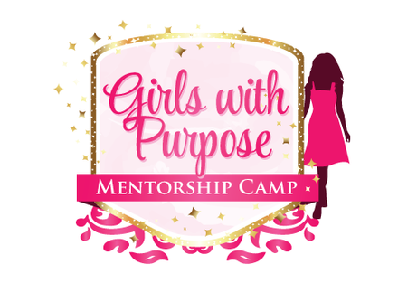 Girls Mentoring Logo Design