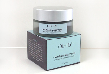 Skincare Box and Label Design
