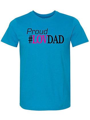 LOV Dad T-Shirt