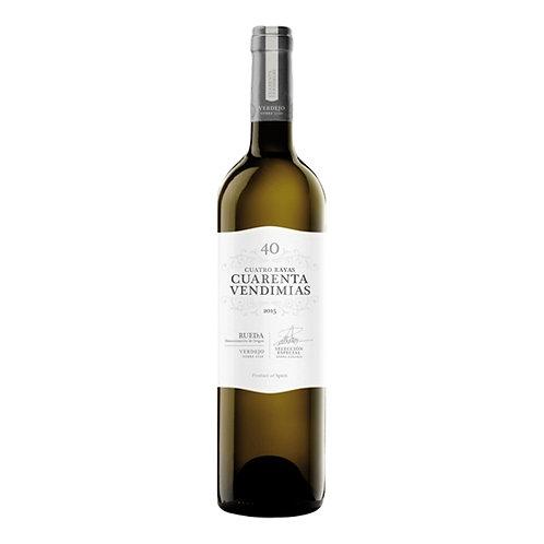 40 Vendimias / Old Vine Verdejo