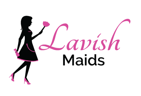 Maid Services Logo Design