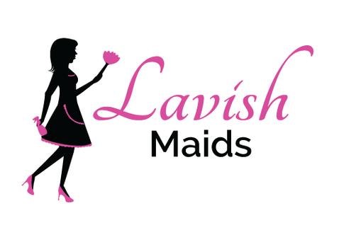 Maid Services Logo Design