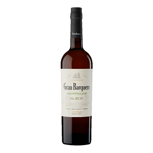 Gran Barquero Amontillado (500 ML)