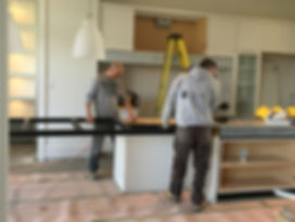 Greensville Soapstone Company Install