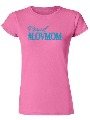 LOV Mom T-Shirt