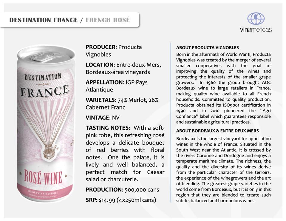 DESTINATION FRANCE | FRENCH ROSE