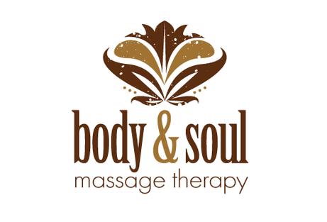 Massage Therapy Logo Design