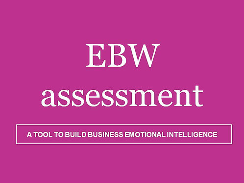 EBW Business Emotional Intelligence Assessment