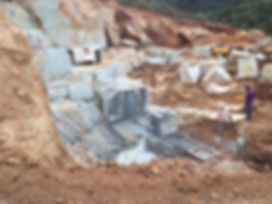 Brazil Soapstone Quarry