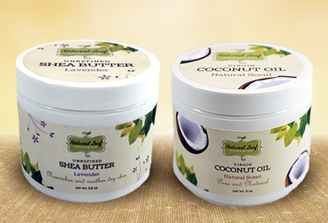 Skincare Label Designs