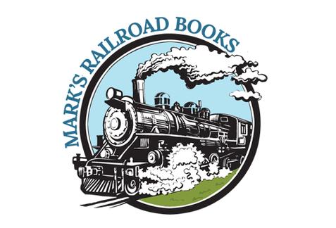Train Bookstore Logo Design