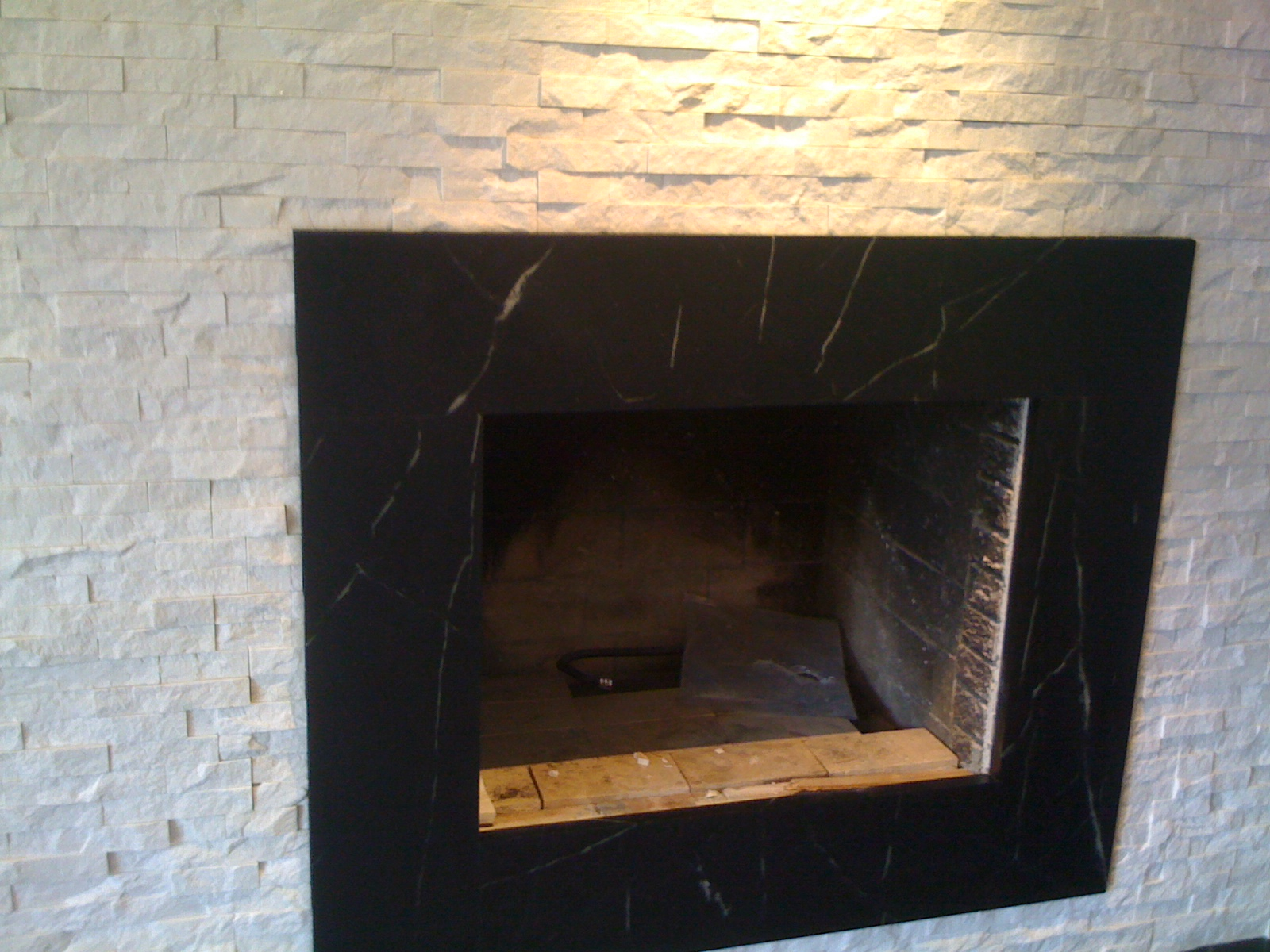 Barroca Fireplace Surround