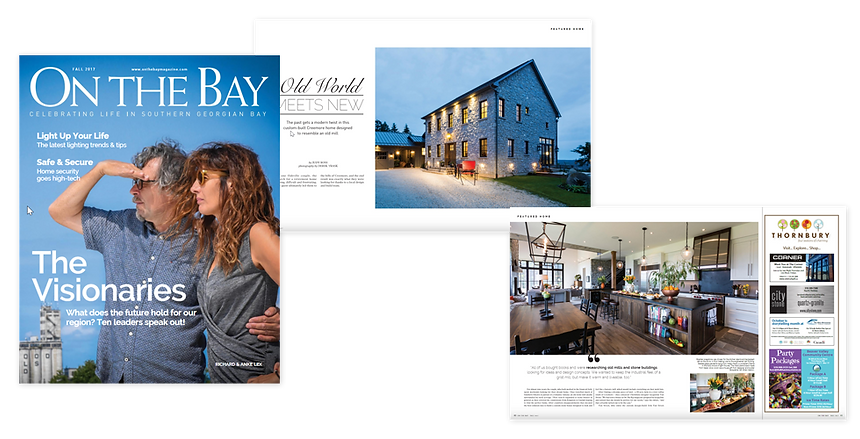 Greensville Soapstone Company On The Bay Magazine