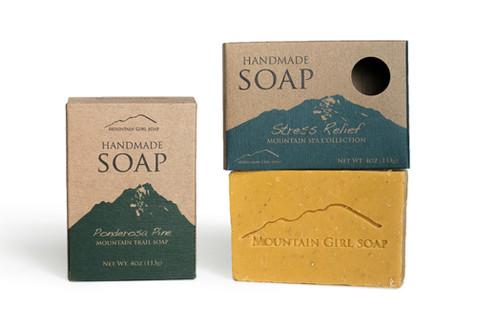 Kraft Soap Box Design
