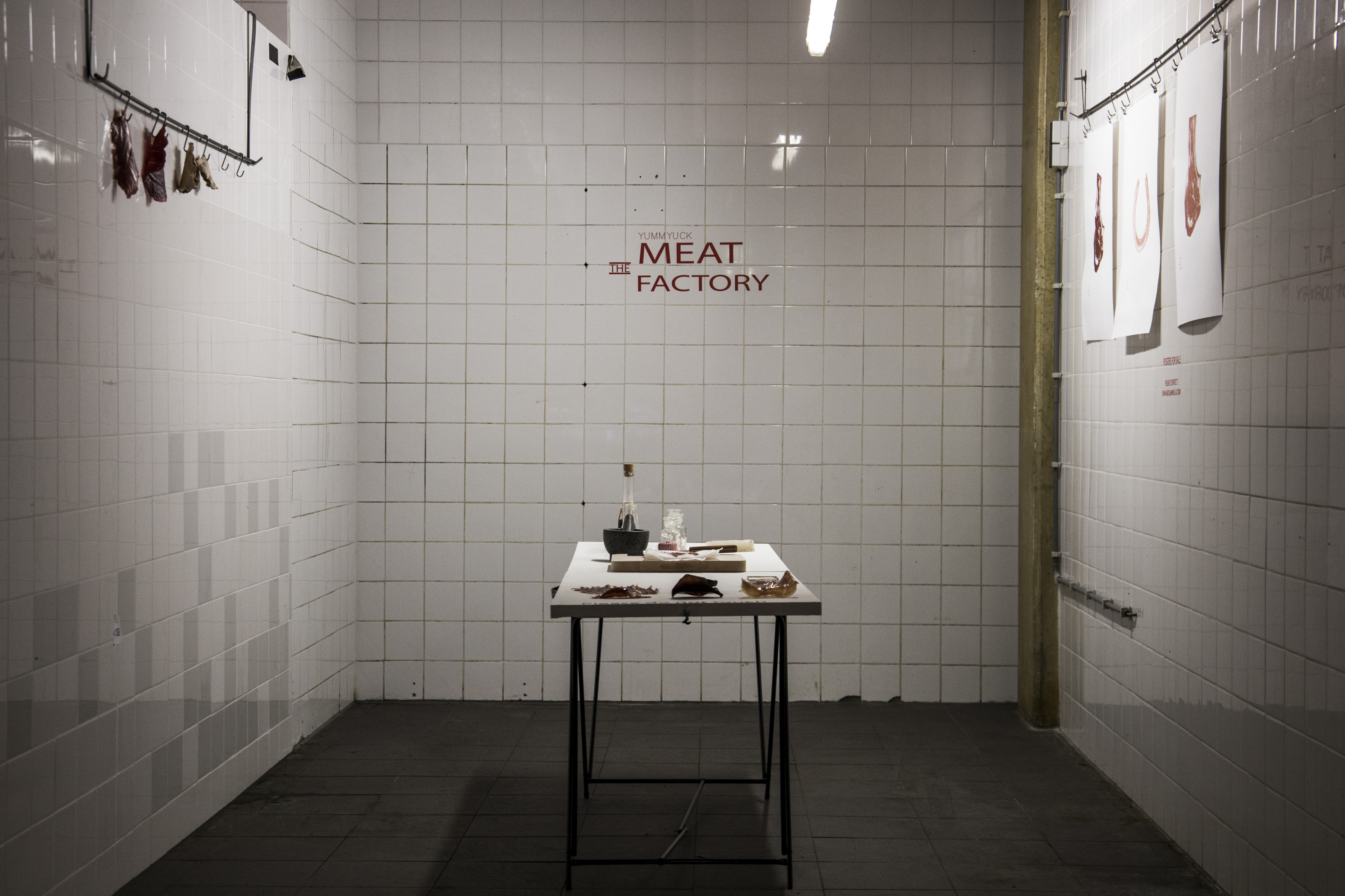 The Meat Factory
