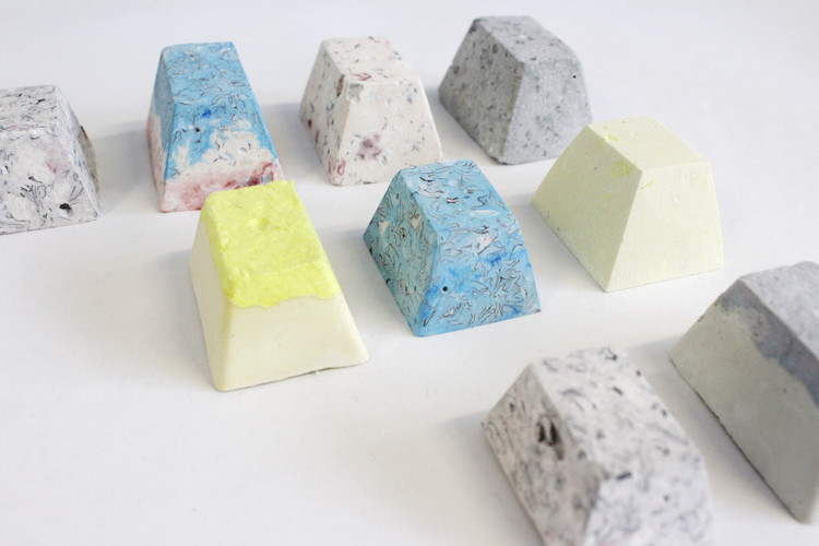 Paper Pulp and Jesmonite 1.jpg