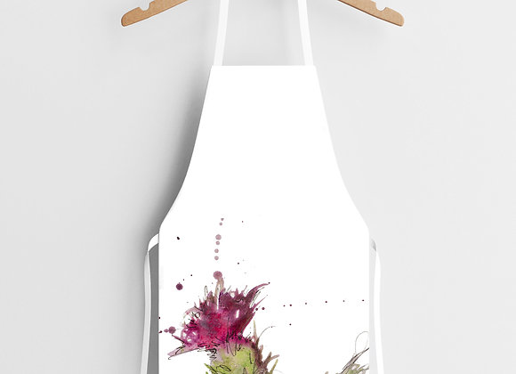 Thistle Only Child/Adult Apron