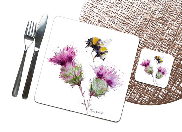 Busy Bee Coaster / Placemat