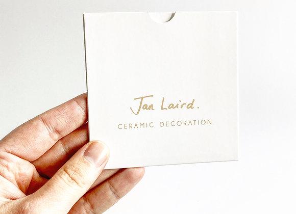 Pack of 3 Ceramic Decoration Packs