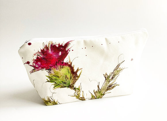 Thistle Only Cosmetic Bag