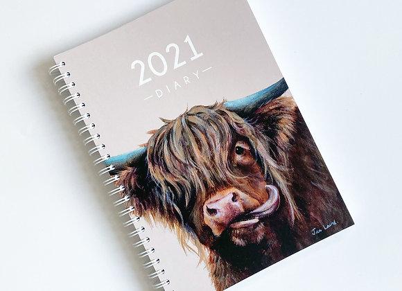 Molly Moo 2021 Diary