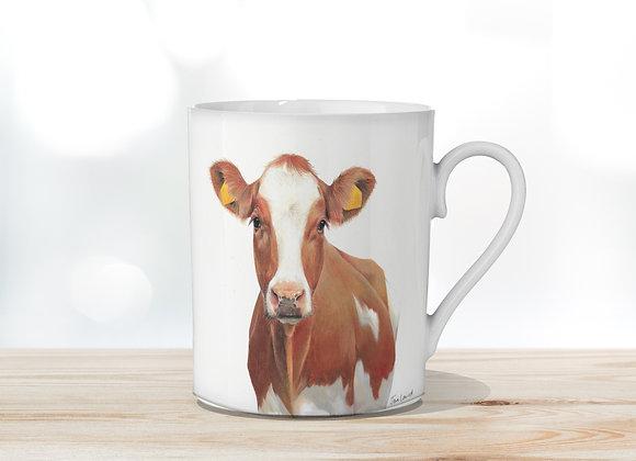 Ayrshire Fine Bone China Mug