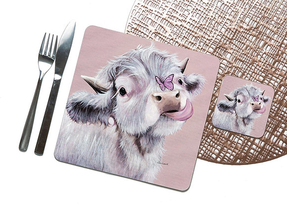 Mix & Match Coaster & Placemat Packs (Pack of 6)