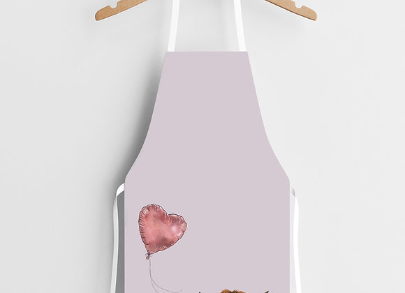 Love Heart Child/Adult Apron