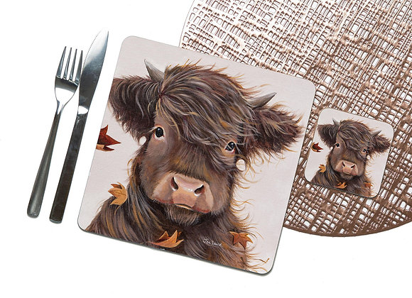 Autumn Coaster / Placemat