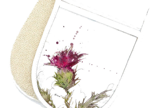 Thistle Only Oven Glove