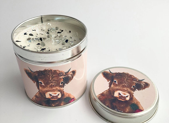 Darcy Sparkle Candle