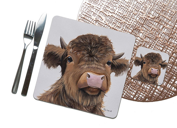 Cutest Thing Coaster / Placemat