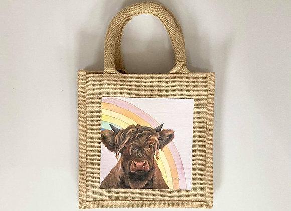 Rainbow Lunch Bag