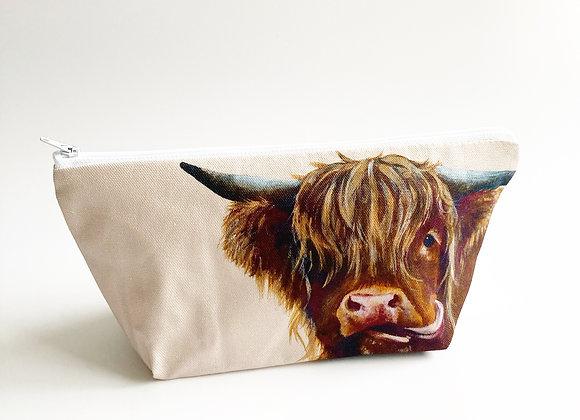 Molly Moo Cosmetic Bag
