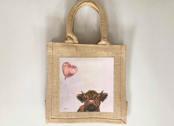 Love Heart Lunch Bag