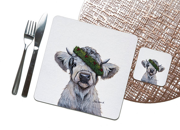 Festive Coaster / Placemat