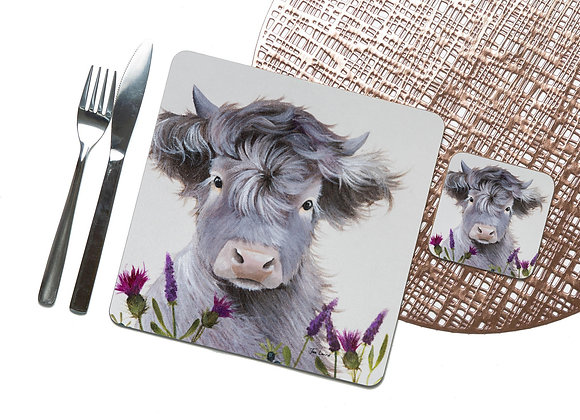 Drovers Gin Coaster / Placemat