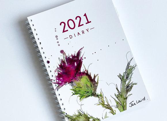 Thistle 2021 Diary