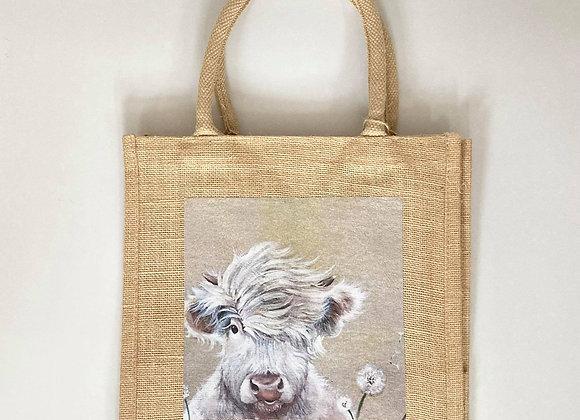 Dandelion Shopper Bag