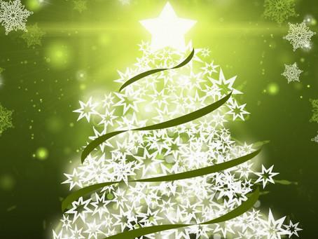 (Alweer) geen witte kerst!?