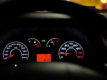 Help... er brandt een lampje op mijn dashboard!