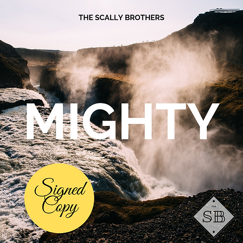 """Signed Copy of """"Mighty - EP"""" - Physical CD"""