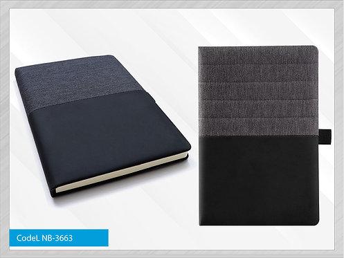NB-3663 -- Fabric Notebook