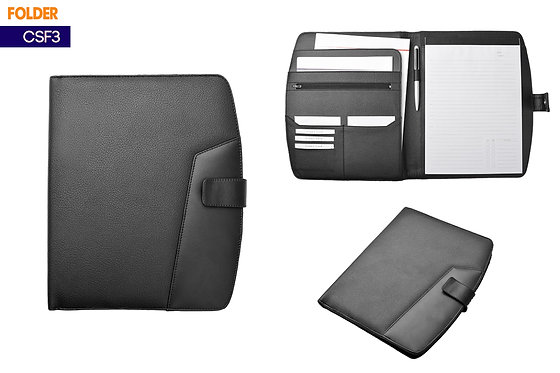 CSF3 -- Leather Folder