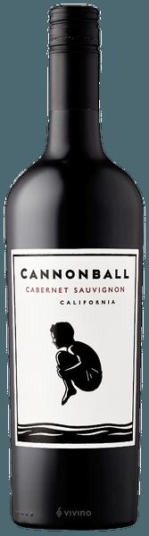 2016 Cannonball Cabernet Sauvignon California, USA, 75cl